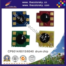 (CZ-DH6014D) imaging unit reset chip for HP CB384A - 387a CB384 CB 384A 384 color laserjet CP 6014 6015N 6015DN 6015X free dhl(China)