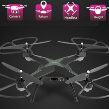 SH3 Selfie Drone 2.4GHz Quadcopter 4CH 6-Axis Gyro 200W WIFI UAV RC Drones with WIFI Camera hd FPV and HD rc Helicopter VS X5 SW