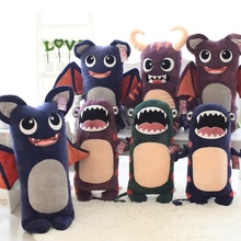 Unique Modeling of The Monster Plush Pillow Toy Funny Lovely Plush Pillow Boy Boyfriend Girlfriend's Best Gift