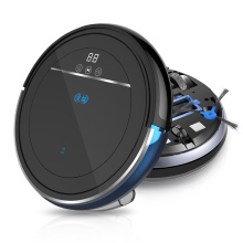 Aituo Intelligent Robot Vacuum Cleaner Mopping For Home Slim Ultra Quiet Cliff sensor Remote Control Self-Charge