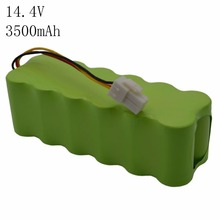 New 14.4V 3500MAh NI-MH Battery Pack For NaviBot SR88XX Series Vacuum Cleaner SR8840 SR8845 SR8855 SR8895 14.4V 3500MAH