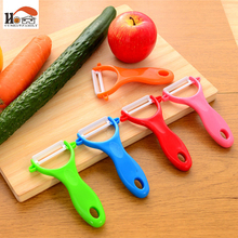 CUSHAWFAMILY ceramic paring knife melon and fruit knife Slicer vegetable Cutter peeler peeler Kitchen gadgets Cooking Tools
