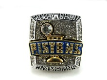 Support Wholesale Factory Outlet 2004 Basketball World Championship Ring Detroit Pistons