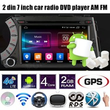 touch screen for ssangyong Kyron Actyon Android 6.0 Car DVD Player GPS Radio AM FM screen mirroring 4G SIM LTE