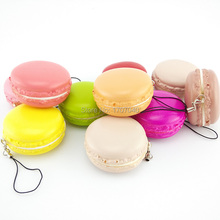 New Kawaii Soft Dessert Macaroon Squishy Cute Food Simulation Toys