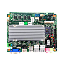 3.5inch ATOM N2600 Dual Core Mini Motherboard Support LVDS, Fanless 6*COM RS232/RS422/RS485 Mini Motherboard