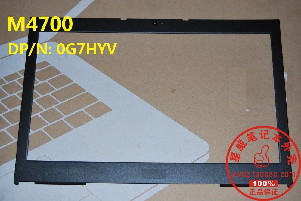 Laptop Front Bezel for DELL Precision M4700 black DP/N: 0G7HYV G7HYV<br><br>Aliexpress