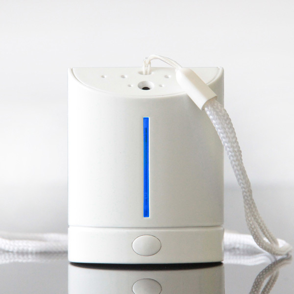 1pcs DC4V sterilization filter PM2.5 usb personal ionizer air purifier<br>