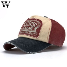New Amazing New Unisex Baseball Cap Cotton Motorcycle Cap Men Women Casual Summer Hat(China)