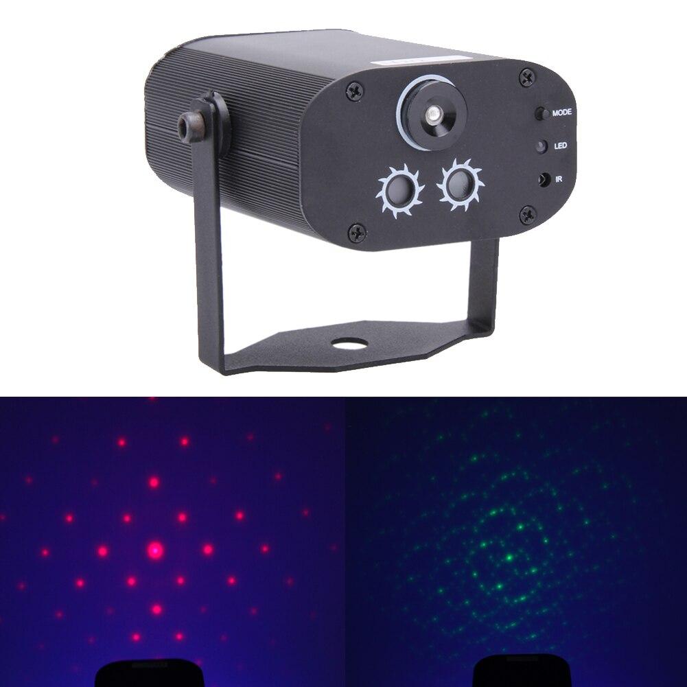 110V-250V 50/60Hz 3 Lens 40 Patterns Professional Stage LED Light+Laser Lamp DJ KTV Club Effect Spotlight FREE POST (EU Plug)<br>