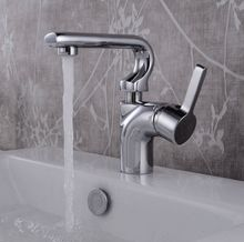 Much fancy bathroom basin faucet with single handle hot cold bathroom basin sink mixer taps , sanitary ware , basin faucet