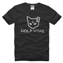 2017 New Fashion Odd Future Ofwgkta T-shirt Wang Tyler T Shirt The Creator Earl Drawing T-shirt Men Clothing(China)