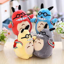 Cute Cartoon 20cm My Neighbor Totoro Plush Toys Soft Stuffed Lovely Cat Doll for Kids Children Christmas Wedding Gift  Wholesale