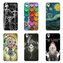 Fashion Cool Design Soft TPU Case For Huawei Y6 II Y6 2 Soft Silicone Case Back Cover For Huawei Y6 ii Y6ii Phone Cases