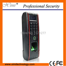High quality fingerprint reader waterproof 13.56MHz card standalone TF1700 biometric access control keypad access controller