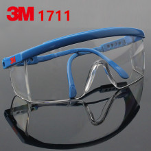3M 1711 Safety Glasses Goggles Anti wind sand Dust shock medical hospital polishing protective eyewear Glasses