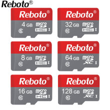 Reboto Colorful Micro Sd Card TF Card Class10 2GB 4GB 8GB 16GB Memory Cards Flash Memory Microsd MicroSDHC XEDAIN UHS-I Hot Gift