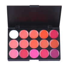 High Quality 15 Colors Lip Gloss Palette Makeup Lipstick Palette Lipgloss Lips Lip Pigment Lip Palette