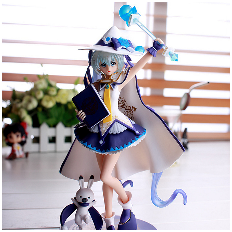 ZXZ 27cm Hatsune Miku Sexy Girl snowmiku  Anime PVC figure Toys Magic Hatsune Action Figure Toys Gifts Collection Model <br>
