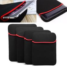 7/8/9/9.7/10/11/12/13/14/15/15.6 inch Dustproof Laptop Sleeve Computer Bags Pouch Cover Laptop Bags Soft Cloth Case Notebook Bag