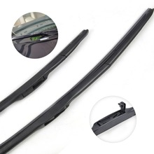 "DWCX 26""+14"" Hybrid 3 Section Rubber Rain Window Windshield Wiper Blade For Toyota Corolla 2007 - 2009 2010 2011 2012 2013 2014(China)"