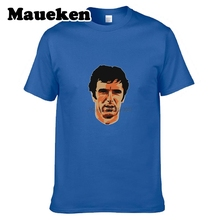Men Italy Legend goalkeeper #1 Dino Zoff T-shirt Clothes T Shirt Men's for juventus fans gift o-neck tee W0319022(China)