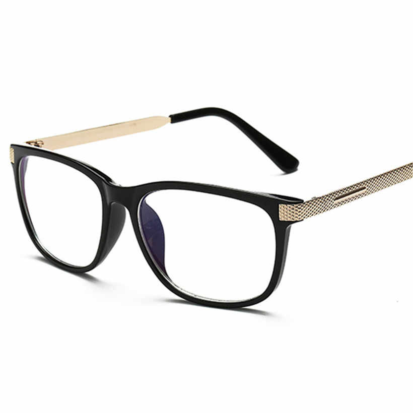 5b14f5dcb7b Detail Feedback Questions about NYWOOH Vintage Glasses Frame Women Eye  Glasses Frames for Men Retro Eyeglasses Clear Eyewear Optical Spectacles on  ...