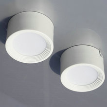 Free Shipping 3W 5W 6W 10W 15W COB LED Downlight High Lumens 100lm/W, Warm White/Cold White, CE & RoHS Certified(China)