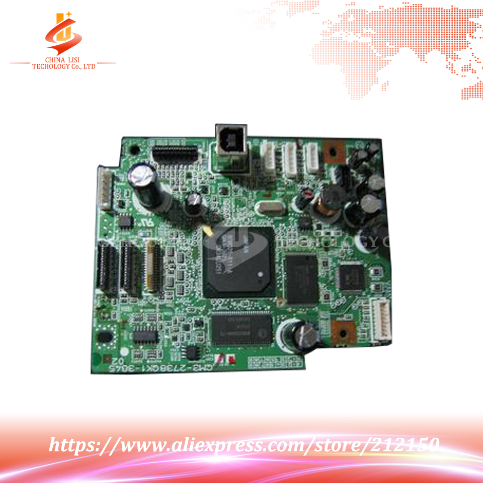 Original Second-Hand For Canon IP4500 IP 4500 Formatter Board On Sale<br><br>Aliexpress
