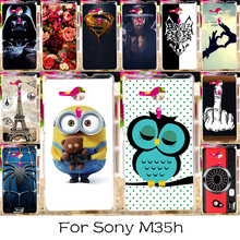 Buy TAOYUNXI Phone Case Sony Xperia SP M35 M35h Housing Cover M35C C5303 C5306 C5302 Plastic Bag Shell Sony Xperia M35h for $1.58 in AliExpress store