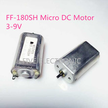 FF-180SH Micro DC Motor,use for Electric Shaver/ Electric Toothbrush/DIY Electric Model or toys