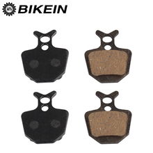 BIKEIN 2 Pairs Mountain Bike Disc Brake Pads For Formula ORO K18/K24/PURO Giant DA6/DA8 MTB Bicycle Resin Semi Metallic Pads(China)