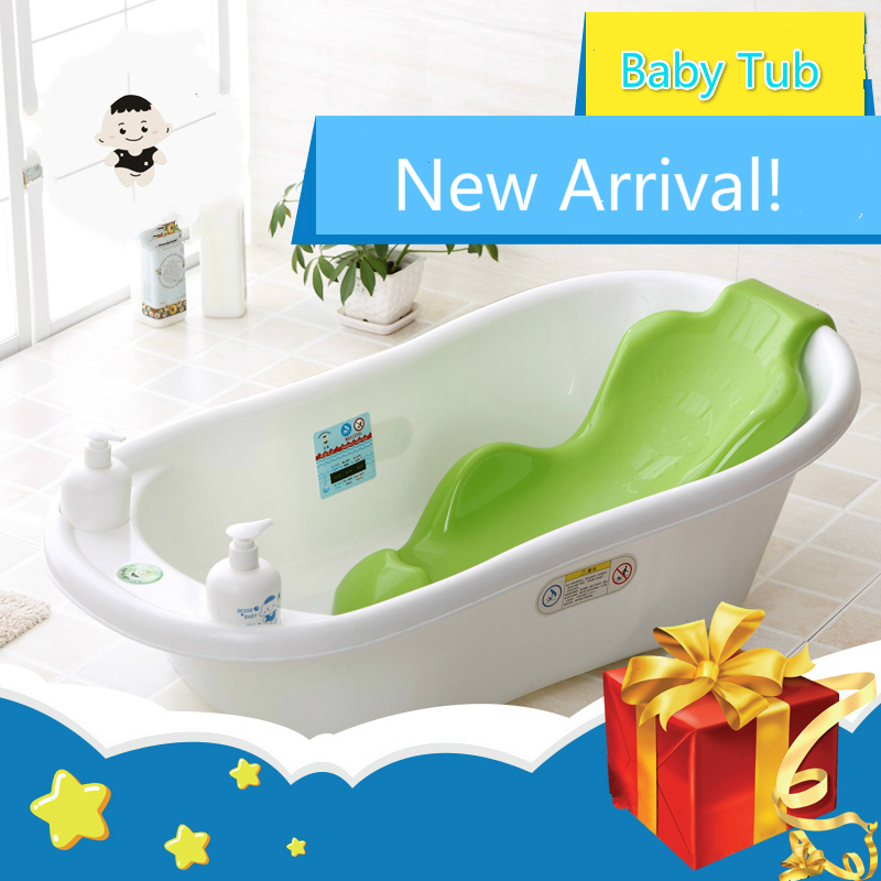 baby bath tub baby bathtub child thickening large bathtub newborn bath basin plus size