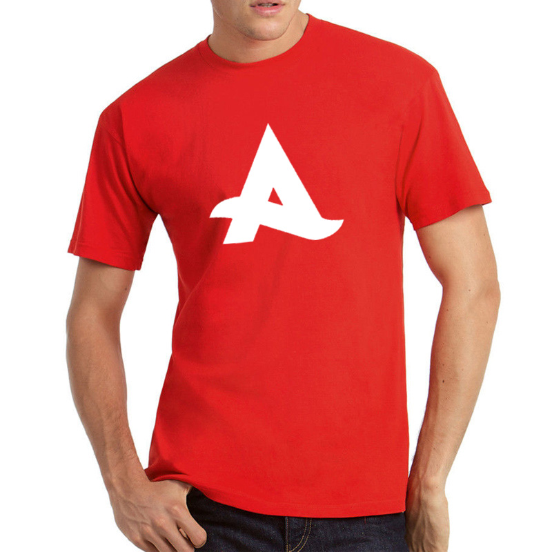 Summer casual cotton short sleeves t-shirt men's AFROJACK punk rock band printed T-shirt hip pop top tee plus size