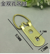 Hanging frame hook frame parts hardware accessories(China)