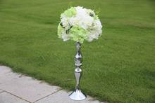 NEW!!Free shipping!wedding centerpiece,wedding table decoration flowers, Road lead flower balls,(only the flowers)10pcs/lot