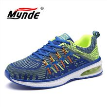 Buy MYNDE Brand Newest Spring Autumn Running Shoes Outdoor Comfortable Women Sneakers Men Breathable Sport Shoes Size 36-44 for $19.38 in AliExpress store
