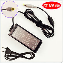 For IBM / Lenovo / Thinkpad X200 X201 X220 X230 X300 Laptop Battery Charger / Ac Adapter 20V 3.25A 65W(China)