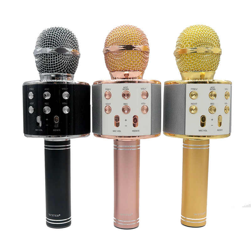 Купить музыкальный микрофон