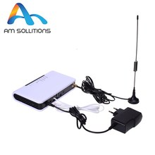 GSM FWT fixed wireless terminal  for connecting desktop phone to make phone call