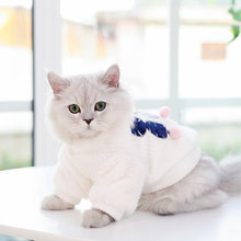 Pets Cat Outfit Clothes for Cats Sweater for A Cat Ropa Para Gatos De Navidad Fashion All Seasons Kittens Clothes 50MYF006(China)