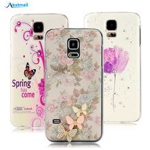 3D Bling Diamond Mobile Phone Protective Hard Back Case Cover For Samsung Galaxy S4 S5 Mini Note 3 4
