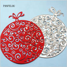 PANFELOU Metal craft Magnificent balloon paper die cutting dies for Scrapbooking/DIY Christmas wedding Halloween cards
