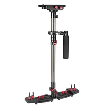 Portable 80cm steadycam Scalable Carbon Fiber Handheld Camera Stabilizer Canon / Nikon / SONY DSLR Stabilizer