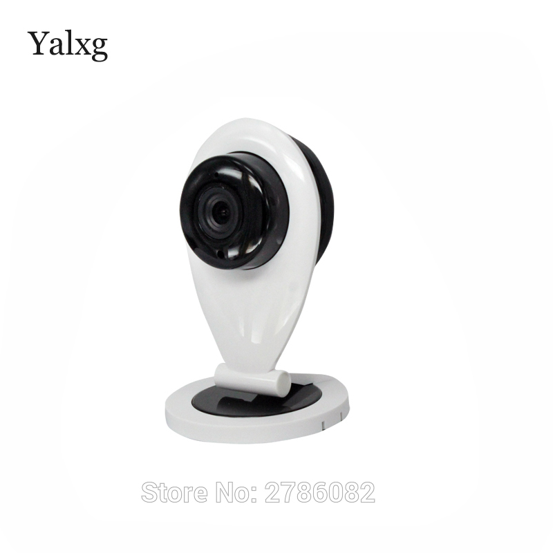 HD P2P 720P Wi-fi Ip Wireless Camera With Micro SD Card Email Photoes Compatible with IOS/Android Remote Viewing<br>