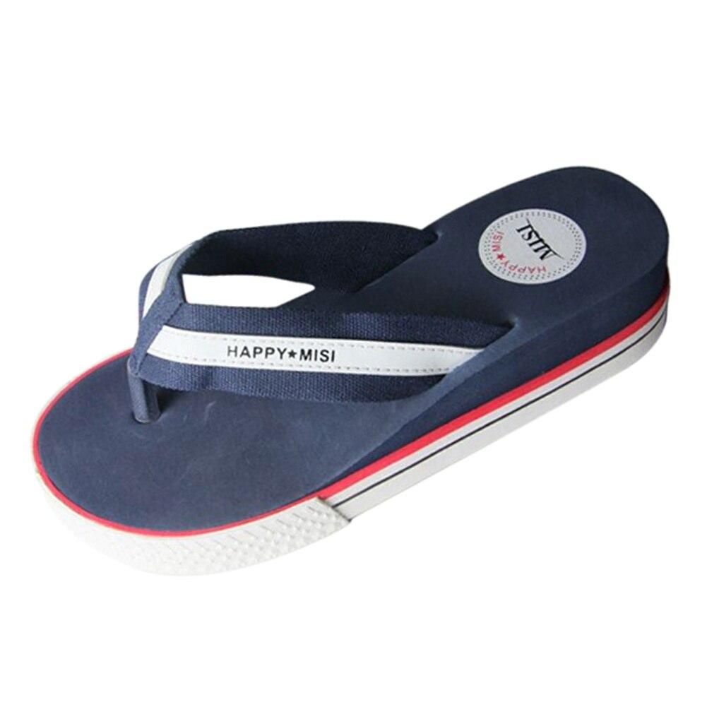 Unisex Non-slip Flip Flops Hot Dog Banana Cool Beach Slippers Sandal