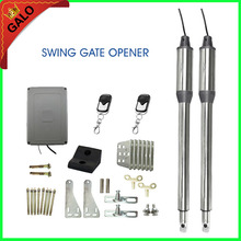 Galo Access AC 110/220V Automatic Gate Opener swing Dual Swing Gate Motor Kit Gate Motors(China)