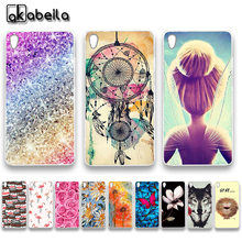 Buy AKABEILA Soft TPU Plastic Phone Cases Sony Xperia L1 Sony L1 G3311 G3312 G3313 Sony Xperia E6 Dual 5.5 inch Covers Back for $1.42 in AliExpress store