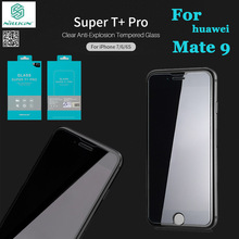 NILLKIN Super Thin T+Pro 0.15mm Clear Anti-Explosion Tempered Glass for Huawei Mate 9 Screen Protector for Huawei Mate9(China)
