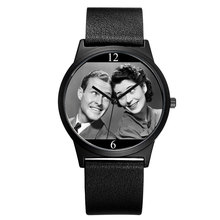 BAOSAILI Couple Watches Men Women Christmas Gift Watch Wrist Watches For Women Best Wish Happiness Japan Movement Watch Bs9042(China)